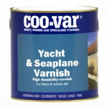 Coo-Var Yacht & Seaplane Varnish